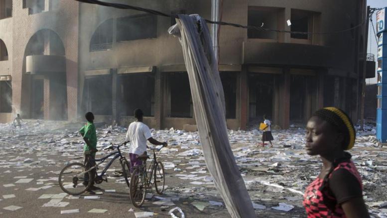 En direct: le jour d'après au Burkina Faso