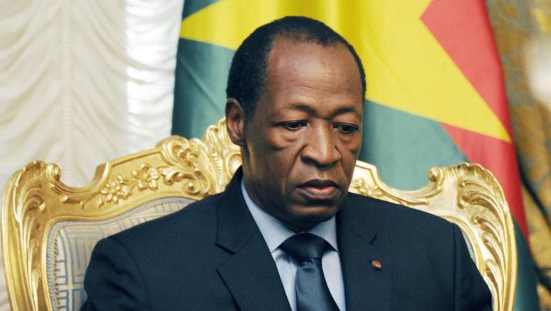 Burkina: la déclaration de Blaise Compaoré pour s'accrocher au pouvoir