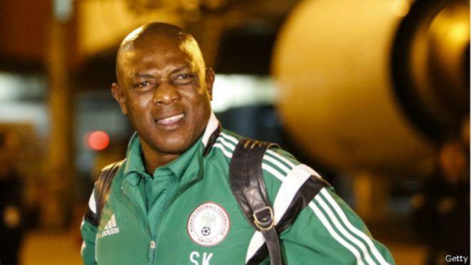 Nigéria : Stephen Keshi retrouve son poste de sélectionneur