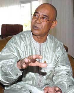 Mahmout Saleh : «Il y a un petit dieu qui s'appelle Macky Sall… »