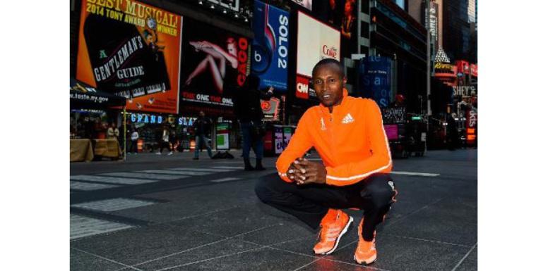 Marathon de New York:  Victoire du Kényan Wilson Kipsang