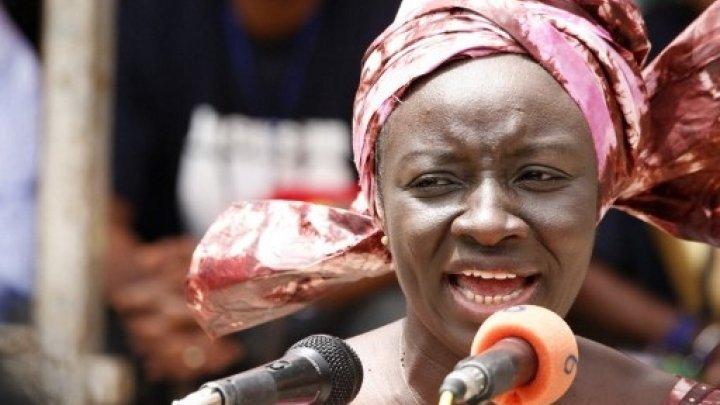 APR : Aminata Touré reprend du service