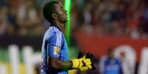 Football - Le capitaine des Bafana Bafana n'était pas visé
