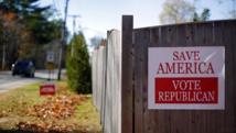 Les républicains pourraient s'emparer du Sénat à l'issue de ces élections de mi-mandat. REUTERS/Brian Snyder