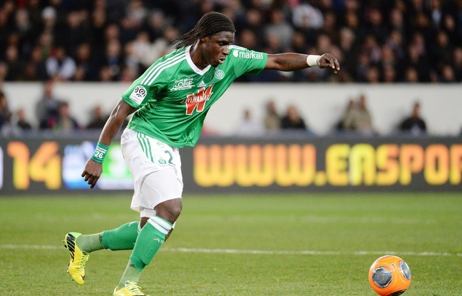 Saint-Etienne : Bayal  Sall réplique à Willy Sagnol