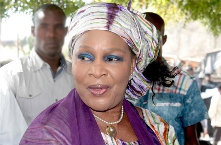 Le passage d'Aida Ndiongue à la Ci-Crei renvoyé au 12 novembre