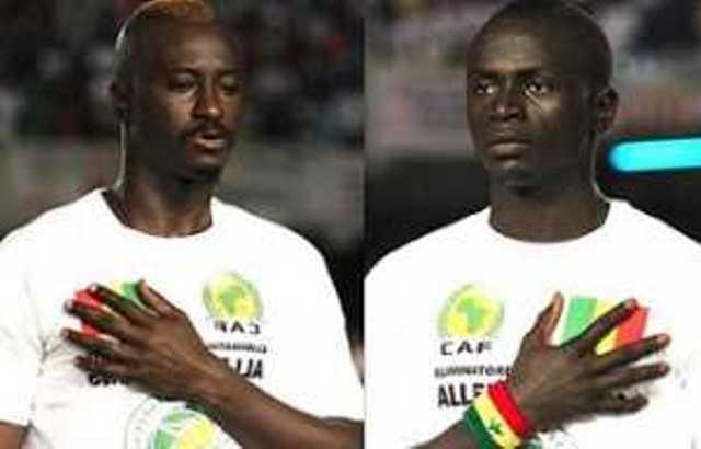 Joueur Africain de l'année : Dame Ndoye  et Sadio Mané  parmi les 25 nominés