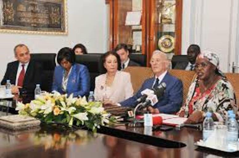 """Les jeunes marabouts répondent à la Première dame: MJMC entend """"mener le combat jusqu'au bout"""""""