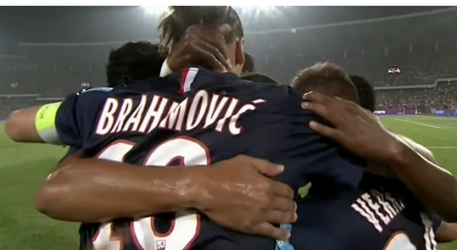 Livetweet- Ligue 1- 13e Journée: Le PSG en mode chasse à l'OM