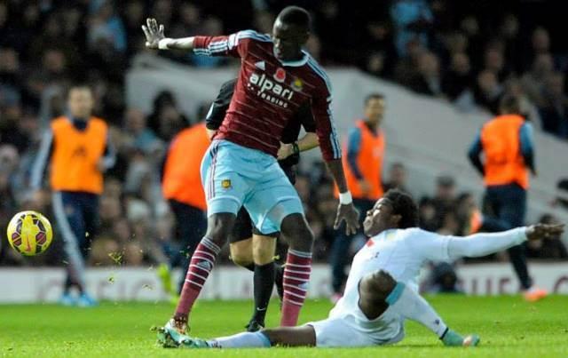 Cheikhou Kouyaté :  «Ce que Momoh Diamé m'a dit avant que je ne vienne à West Ham»