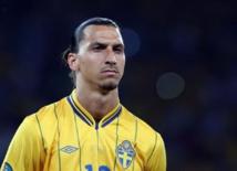 Football - Ballon d'Or suédois: Ibrahimovic sacré pour la 9e fois