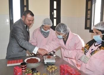 Le safran de Taliouine, l'or rouge du Maroc