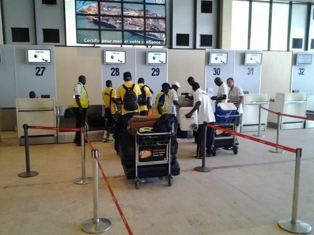 Egypte – Sénégal : «Les lions» rallient Caire Jeudi