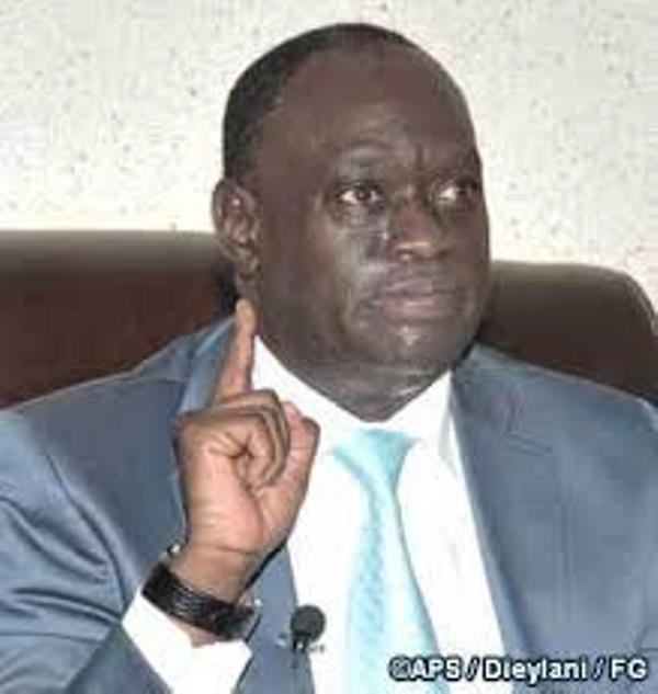 Limogeage d'Alioune Ndao: Me El Hadji Diouf se fâche