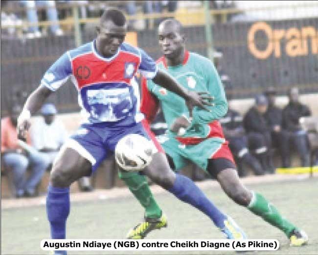 Tournoi de la Ligue de Dakar : Pikine - NGB et GFC-USO en attraction