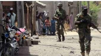 Les islamistes contrôleraient une douzaine de villes dans le nord-est du Nigeria.