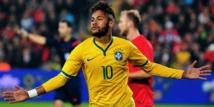 Football - Neymar mène le bal du Brésil en Turquie