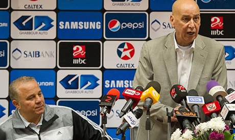 Egypte : Le contrat du sélectionneur national prolongé jusqu'en 2018