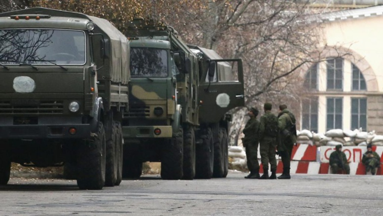 Ukraine: l'Otan confirme l'entrée de troupes russes, Moscou dément
