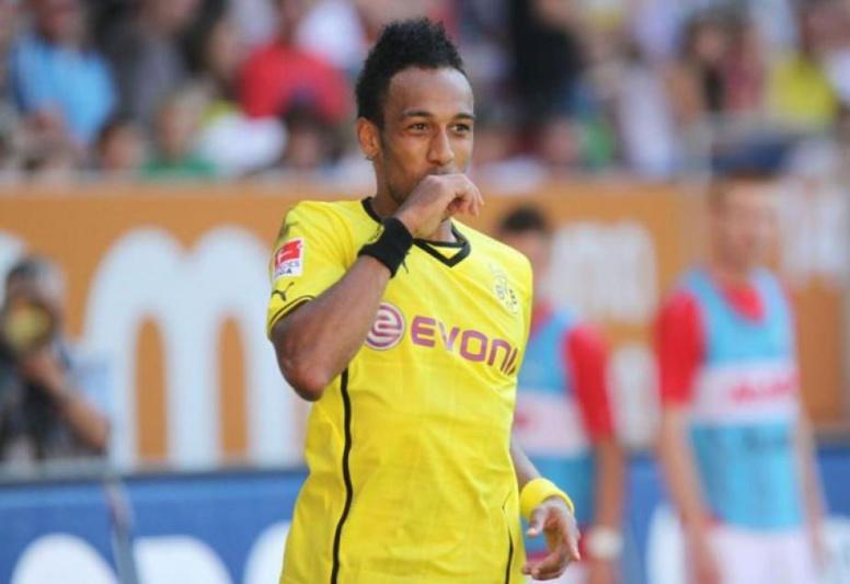 Dortmund : Aubameyang privé de sélection