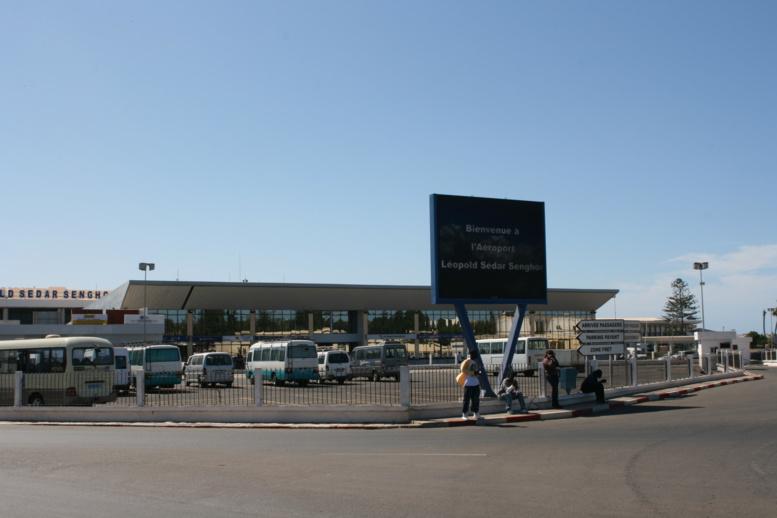 Une nouvelle application web de l'Aéroport de Dakar