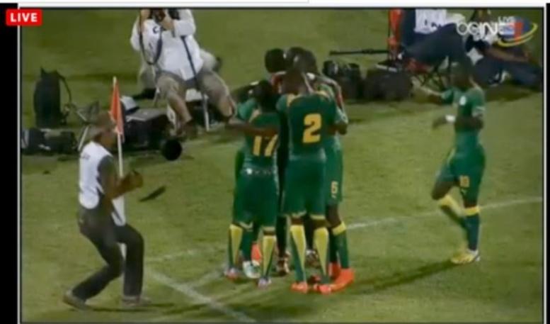 """CAN 2015-Egypte 0-1 Sénégal: les """"Lions"""" obtiennent leur visa pour la Guinée Equatoriale"""