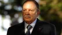 Abdelaziz Bouteflika en décembre 2011. FAROUK BATICHE / AFP