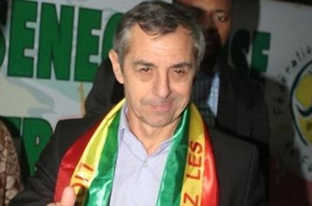 Alain Giresse : «Notre objectif est atteint»