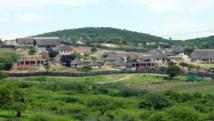 La résidence secondaire du président sud-africain Jacob Zuma à NKandla. PHOTO/RAJESH JANTILAL
