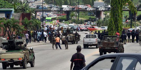 Côte d'Ivoire: Abidjan et les principales villes du pays bloquées