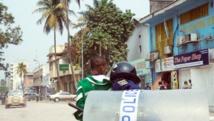 Le rapport de l'ONU publié il y a un mois et s'inquiétant également de violences policières avait déjà provoqué la colère de Kinshasa. AFP PHOTO / Junior D. Kannah