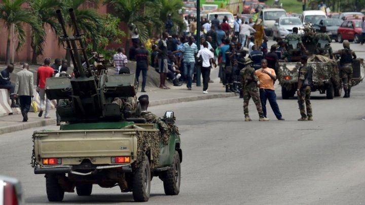 Manifestations de militaires ivoiriens dans tout le pays