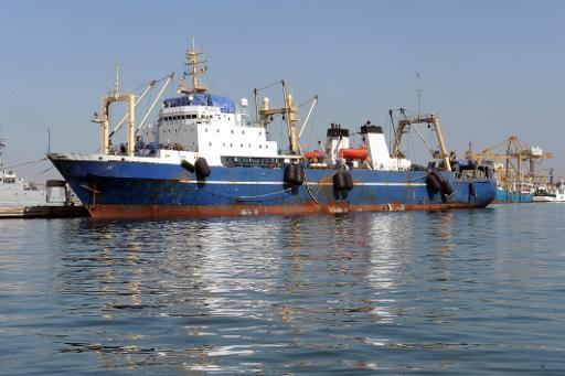 Le ministre Oumar Gueye signe un accord de pêche avec l'UE pour 5 ans