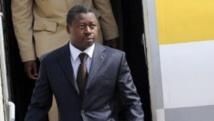 L'opposition demande notamment que le président Faure Gnassingbé ne se représente plus. AFP PHOTO / PIUS UTOMI EKPEI