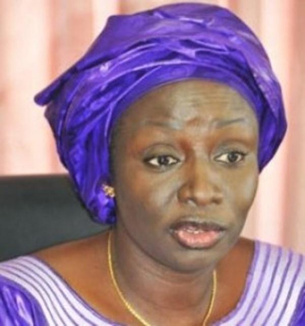 Meeting de Wade: «Il n'y a pas de quoi fouetter un chat », selon Aminata Touré
