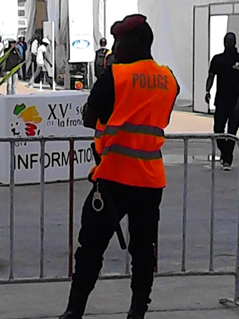 Sommet-Village de la Francophonie: la sécurité aux aguets