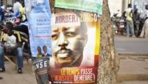 Norbert Zongo a été assassiné le 13 décembre 1998, alors qu'il enquêtait sur le meurtre sous la torture de David Ouédraogo, le chauffeur de François Compaoré. AFP/Ahmed Ouoba