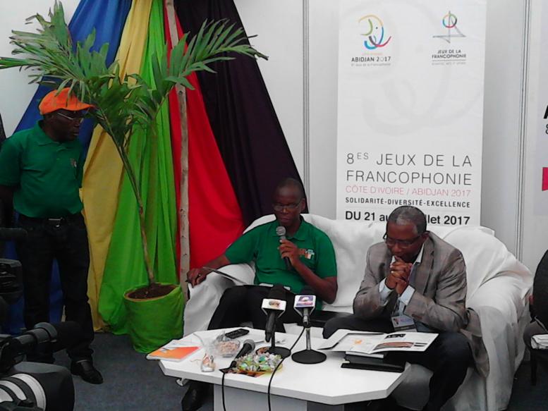 Jeux de la Francophonie: Quand Gohou Michel lance un défi à Bombardier…