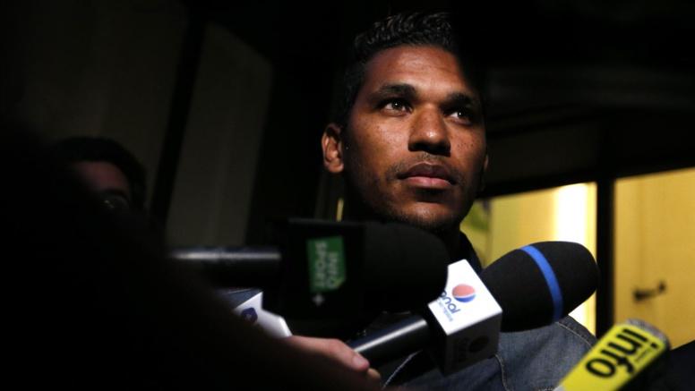 Ligue 1 : Brandao  écope d'un mois de prison ferme pour son coup de tête sur Thiago Motta