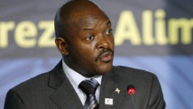Pierre Nkurunziza, élu nouveau président du Burundi le 19 août 2005. Reuters / Alessandro Di Meo
