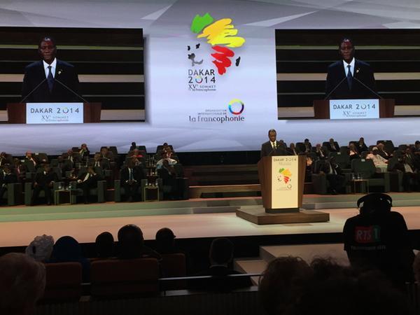Francophonie: le salut de l'Oif, se trouve dans le partenariat économique...