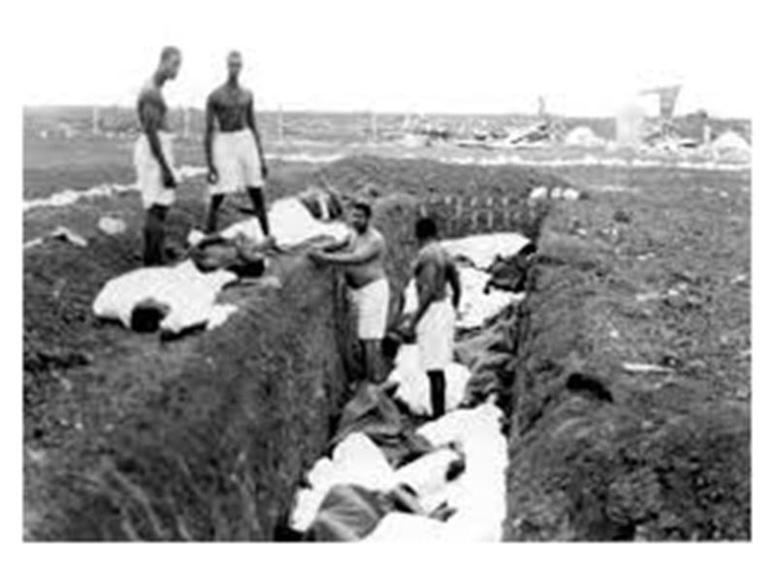Anniversaire d'un massacre-Camp de Thiaroye : il y a 70 ans,…