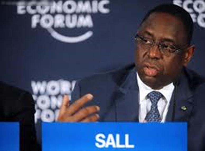 Le président Sall au forum économique: «La présence des Chinois dérange, mais… »