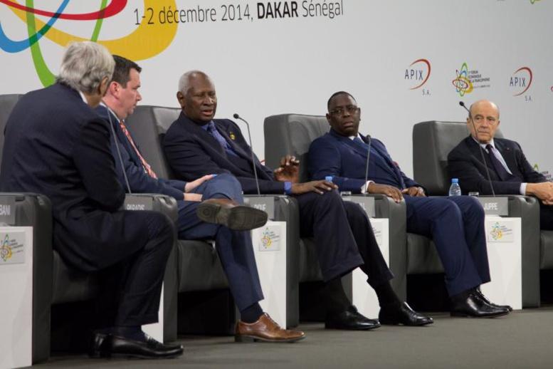 1er Forum économique : La francophonie doit croire en ses atouts économiques