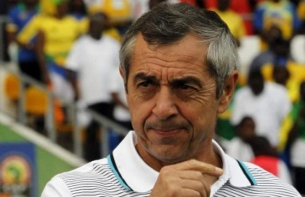 "CAN 2015: ""On n'a pas le choix"", Alain Giresse"