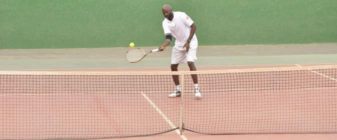 Tennis : Open de Dakar, acte 7