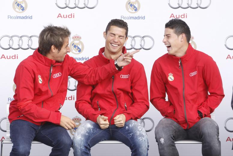 Les joueurs du Real Madrid gâtés : plus d'1 million d'euros de primes et cadeaux