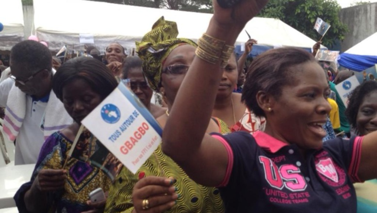 Côte d'Ivoire: les pro-Gbagbo en campagne pour préparer son retour