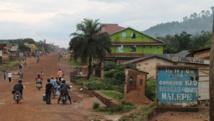 Les populations de la ville de Béni -ici en octobre 2014-et de sa région sont les proies d'exactions répétées. AFP/Alain Wandimoyi