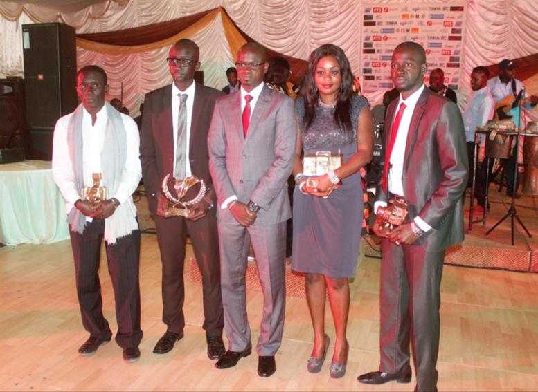 6e Gala National de la Presse : L'absence remarquée des  autorités, seule fausse note